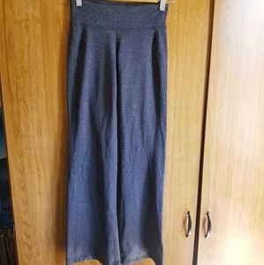 Athleta Cropped Flared Pants/thights Sz XXS